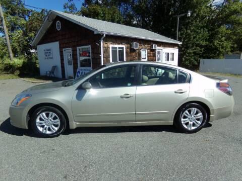 2010 Nissan Altima for sale at Trade Zone Auto Sales in Hampton NJ