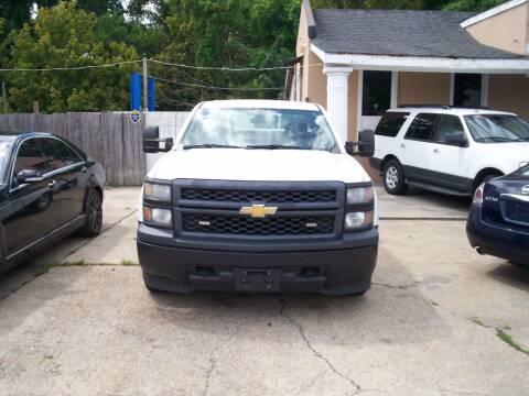 2014 Chevrolet Silverado 1500 for sale at Louisiana Imports in Baton Rouge LA