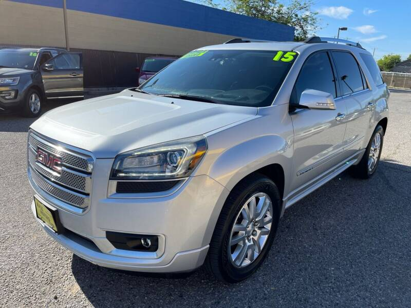 2016 GMC Acadia for sale at M.A.S.S. Motors - MASS MOTORS in Boise ID