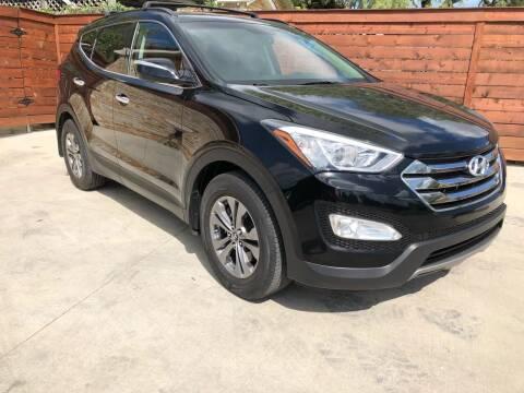 2014 Hyundai Santa Fe Sport for sale at Speedway Motors TX in Fort Worth TX