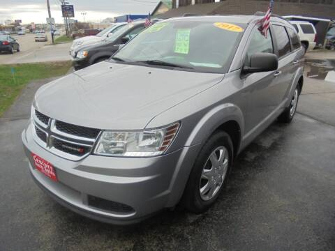 2017 Dodge Journey for sale at Century Auto Sales LLC in Appleton WI