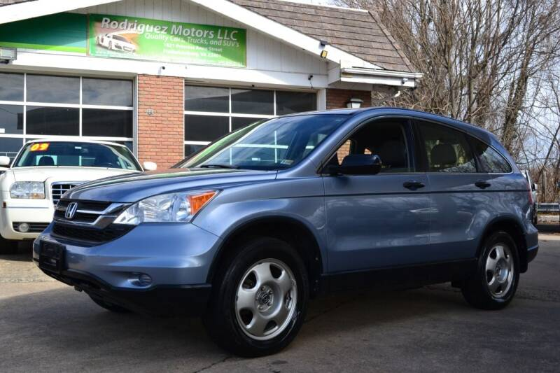 2011 Honda CR-V for sale at RODRIGUEZ MOTORS LLC in Fredericksburg VA