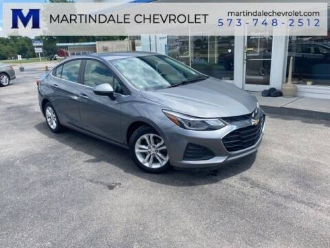 2019 Chevrolet Cruze for sale at MARTINDALE CHEVROLET in New Madrid MO