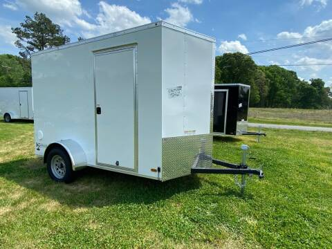 2021 Kaufman Deluxe Enclosed 6x10 for sale at Freeman Motor Company - Other Inventory in (434) 848-3125 VA