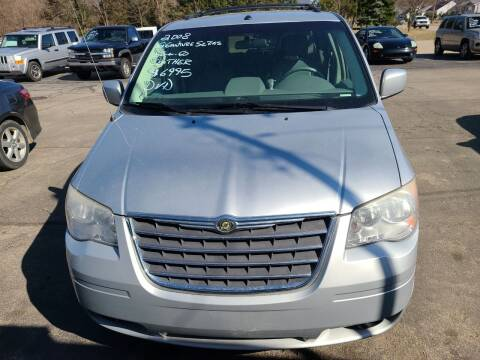 2008 Chrysler Town and Country for sale at All State Auto Sales, INC in Kentwood MI