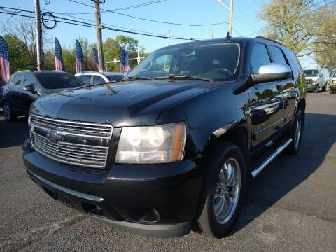 2007 Chevrolet Tahoe for sale at P J McCafferty Inc in Langhorne PA