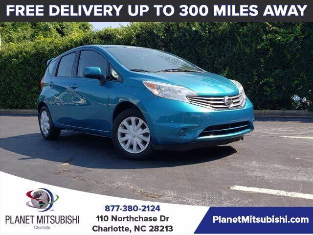2014 Nissan Versa Note for sale at Planet Automotive Group in Charlotte NC