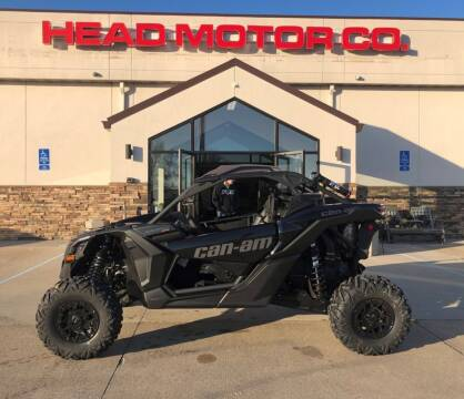 2021 Can-Am SSV MAV XRS TURBO RR S-S for sale at Head Motor Company - Head Indian Motorcycle in Columbia MO