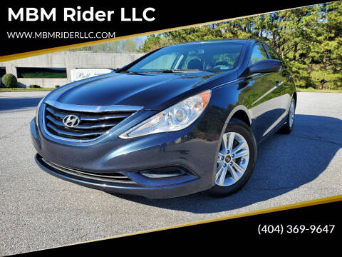 2011 Hyundai Sonata for sale at MBM Rider LLC in Alpharetta GA