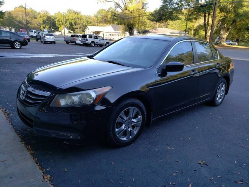 2011 Honda Accord for sale at Curtis Lewis Motor Co in Rockmart GA