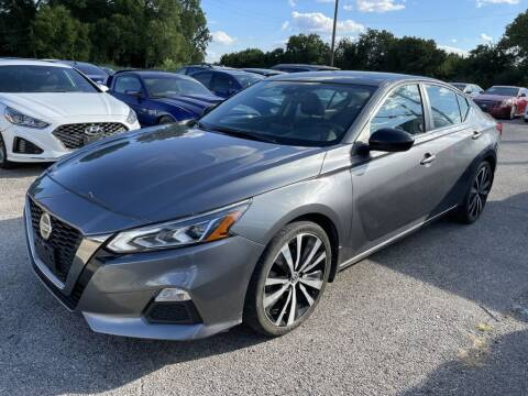 2020 Nissan Altima for sale at Pary's Auto Sales in Garland TX