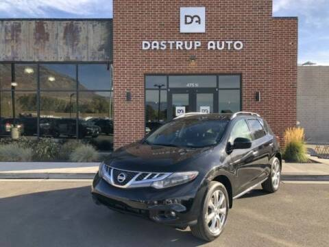 2014 Nissan Murano for sale at Dastrup Auto in Lindon UT