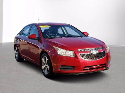 2011 Chevrolet Cruze for sale at Jimmys Car Deals in Livonia MI