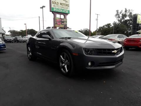 2010 Chevrolet Camaro for sale at Gold Motors Auto Group Inc in Tampa FL