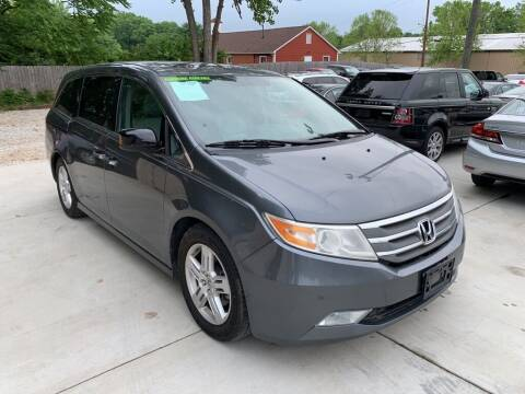 2012 Honda Odyssey for sale at Carflex Auto in Charlotte NC