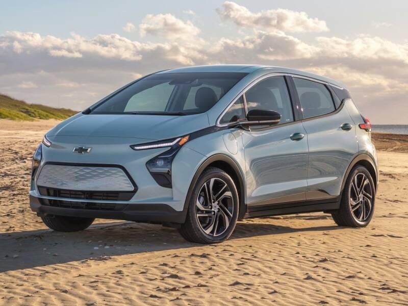 2022 Chevrolet Bolt EV for sale at Sundance Chevrolet in Grand Ledge MI
