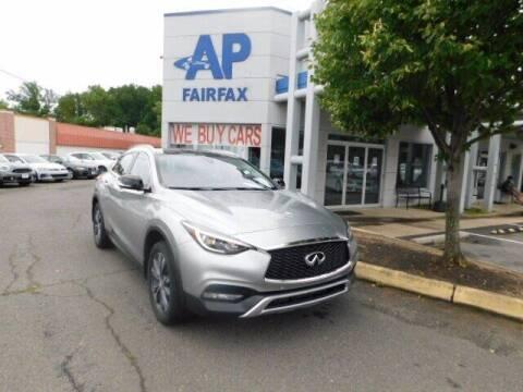 2017 Infiniti QX30 for sale at AP Fairfax in Fairfax VA