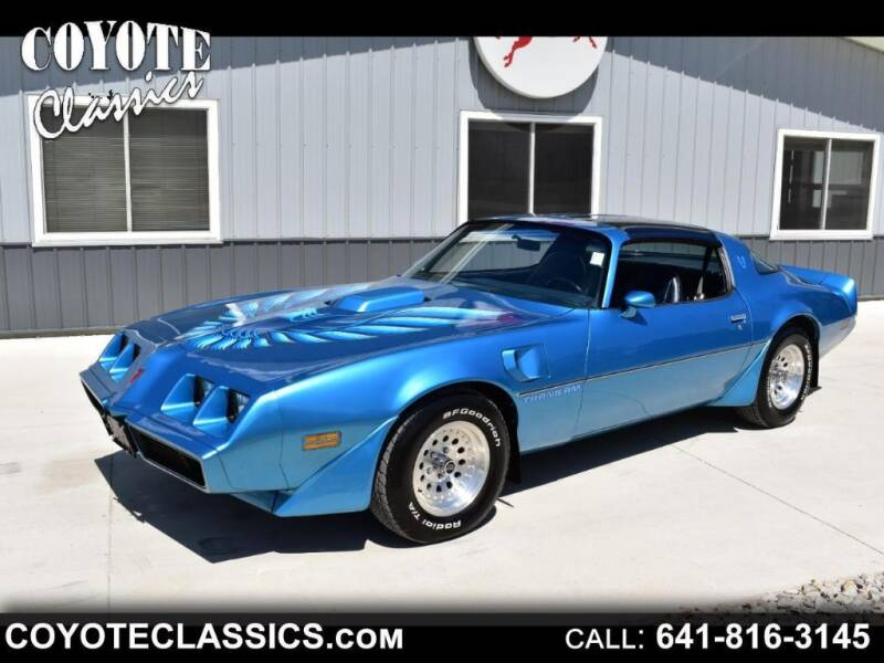 1980 Pontiac Trans Am for sale in Greene, IA
