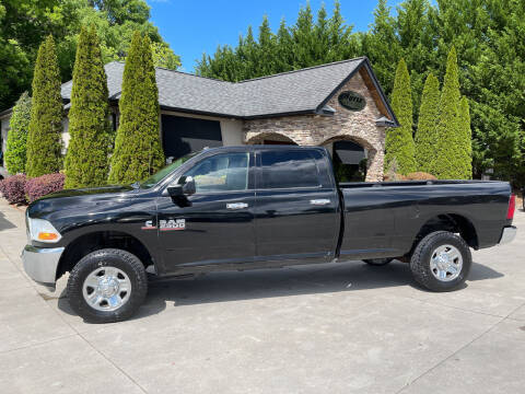 2014 RAM Ram Pickup 2500 for sale at Hoyle Auto Sales in Taylorsville NC