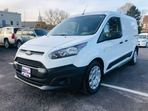 2018 Ford Transit Connect Cargo for sale at 1NCE DRIVEN in Easton PA