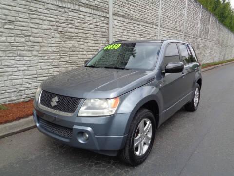 2007 Suzuki Grand Vitara for sale at Matthews Motors LLC in Algona WA