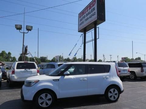 2015 Kia Soul for sale at United Auto Sales in Oklahoma City OK