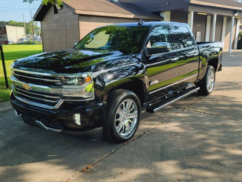 2016 Chevrolet Silverado 1500 for sale at MOTORSPORTS IMPORTS in Houston TX