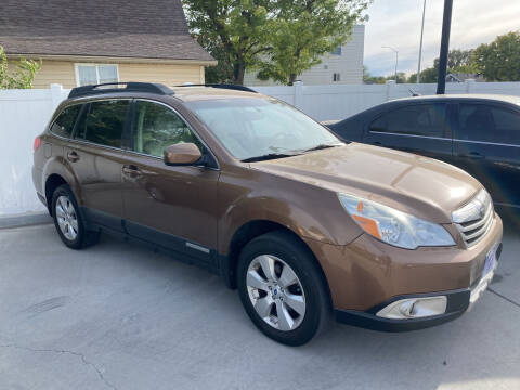 2012 Subaru Outback for sale at Allstate Auto Sales in Twin Falls ID