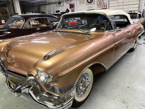 1957 Cadillac Eldorado for sale at Berliner Classic Motorcars Inc in Dania Beach FL