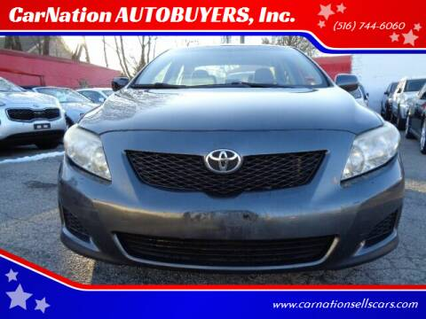 2009 Toyota Corolla for sale at CarNation AUTOBUYERS, Inc. in Rockville Centre NY