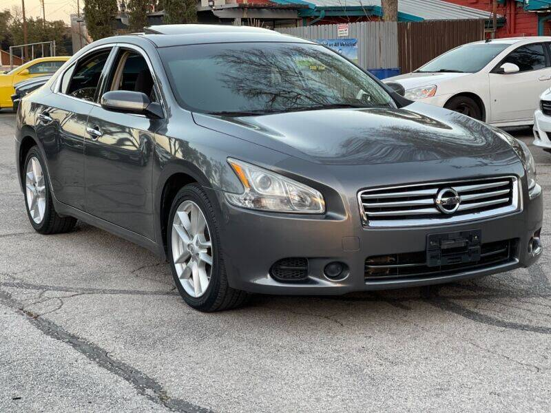 2014 Nissan Maxima for sale at AWESOME CARS LLC in Austin TX