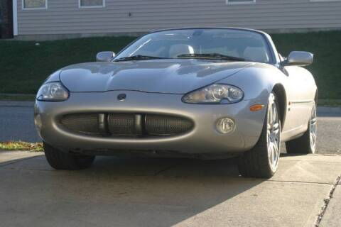 2003 Jaguar XKR for sale at Classic Car Deals in Cadillac MI