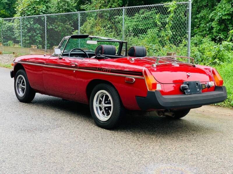1980 MG MGB for sale at Milford Automall Sales and Service in Bellingham MA