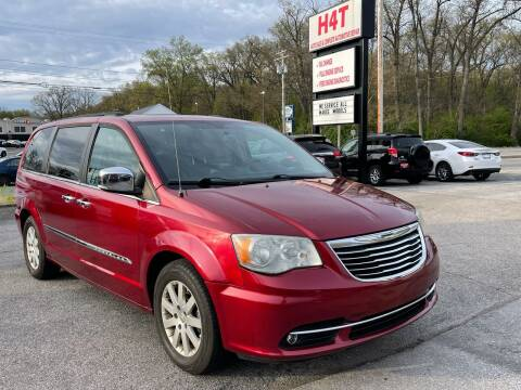 2011 Chrysler Town and Country for sale at H4T Auto in Toledo OH