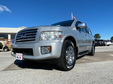 2004 Infiniti QX56 for sale at Gary's Auto Sales in Sneads NC