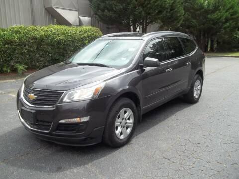 2014 Chevrolet Traverse for sale at Key Auto Center in Marietta GA