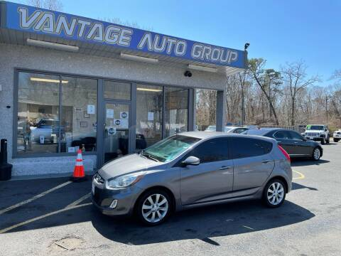 2013 Hyundai Accent for sale at Vantage Auto Group in Brick NJ