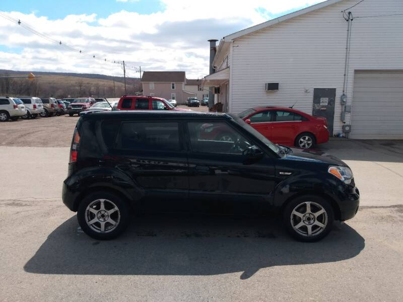2010 Kia Soul for sale at ROUTE 119 AUTO SALES & SVC in Homer City PA