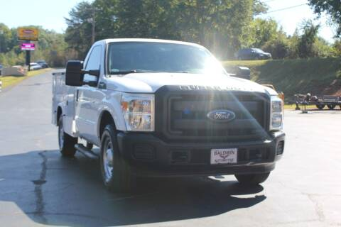 2014 Ford F-250 Super Duty for sale at Baldwin Automotive LLC in Greenville SC