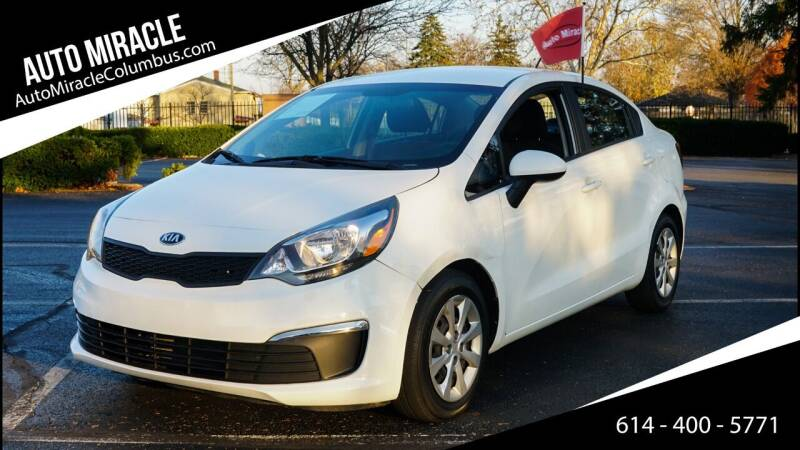 2017 Kia Rio for sale at Auto Miracle in Columbus OH