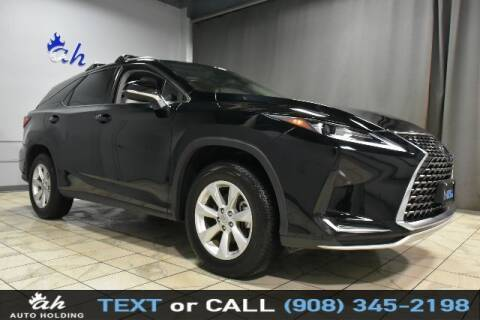 2020 Lexus RX 350L for sale at AUTO HOLDING in Hillside NJ