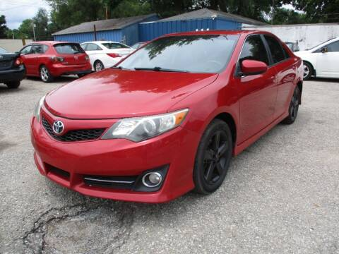 2012 Toyota Camry for sale at Dons Carz in Topeka KS