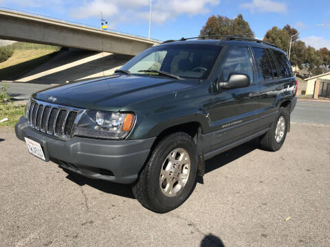 2001 Jeep Grand Cherokee for sale at Beyer Enterprise in San Ysidro CA