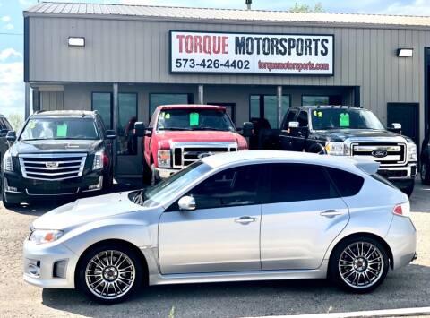 2012 Subaru Impreza for sale at Torque Motorsports in Rolla MO