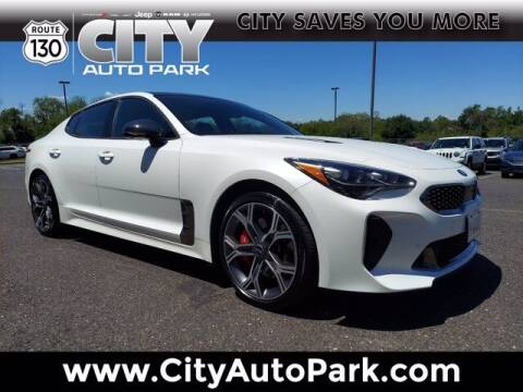 2020 Kia Stinger for sale at City Auto Park in Burlington NJ