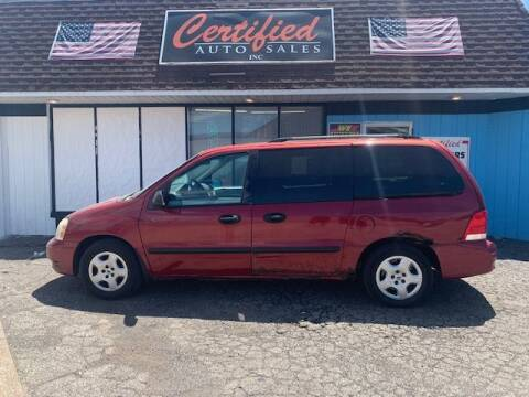 2004 Ford Freestar for sale at Certified Auto Sales, Inc in Lorain OH