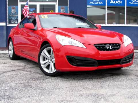 2012 Hyundai Genesis Coupe for sale at Orlando Auto Connect in Orlando FL