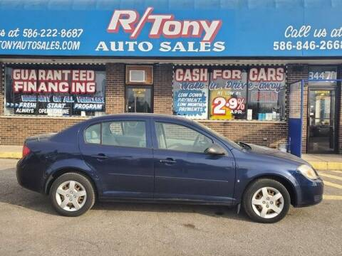 2008 Chevrolet Cobalt for sale at R Tony Auto Sales in Clinton Township MI