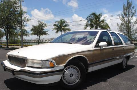 1993 Buick Roadmaster for sale at Maxicars Auto Sales in West Park FL