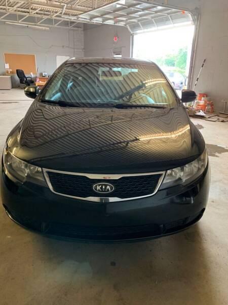 2011 Kia Forte for sale at Fast Car Automotive in Ypsilanti MI